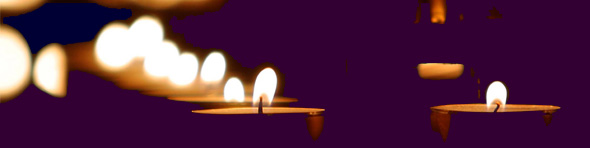 TWA Candle Banner 1